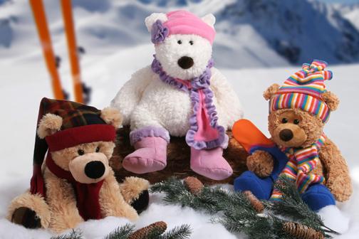 Blue Big Teddy Bear, Hugfun Your Passport To Fun